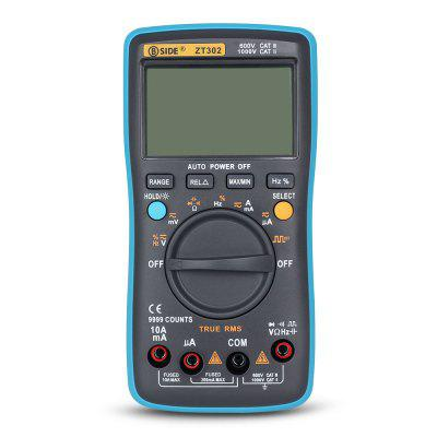 BSIDE ZT302 Portable Handheld Digital Multimeter