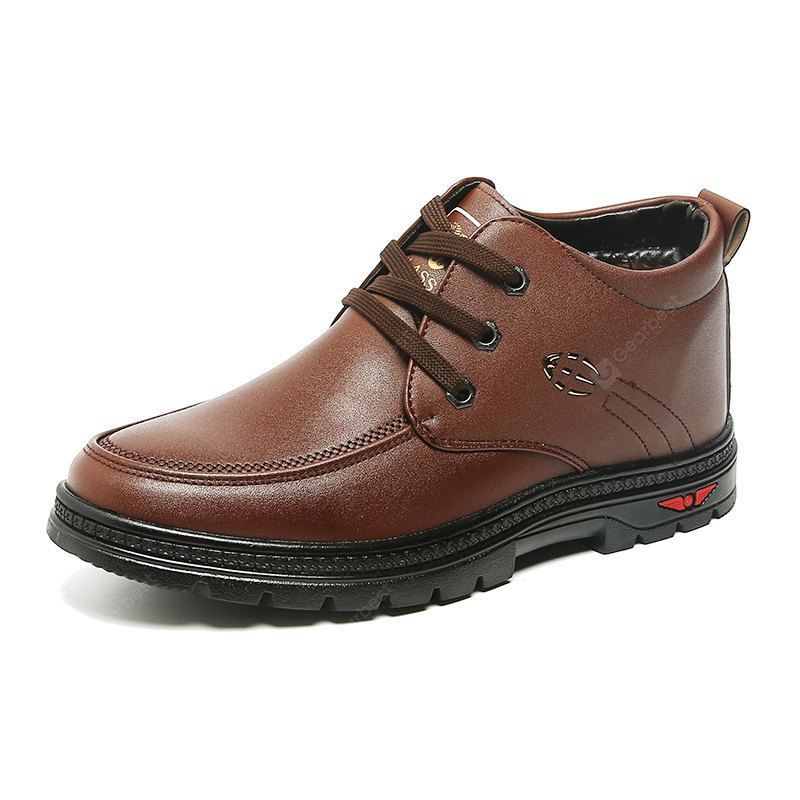 British Style Business Casual All-match Shoes