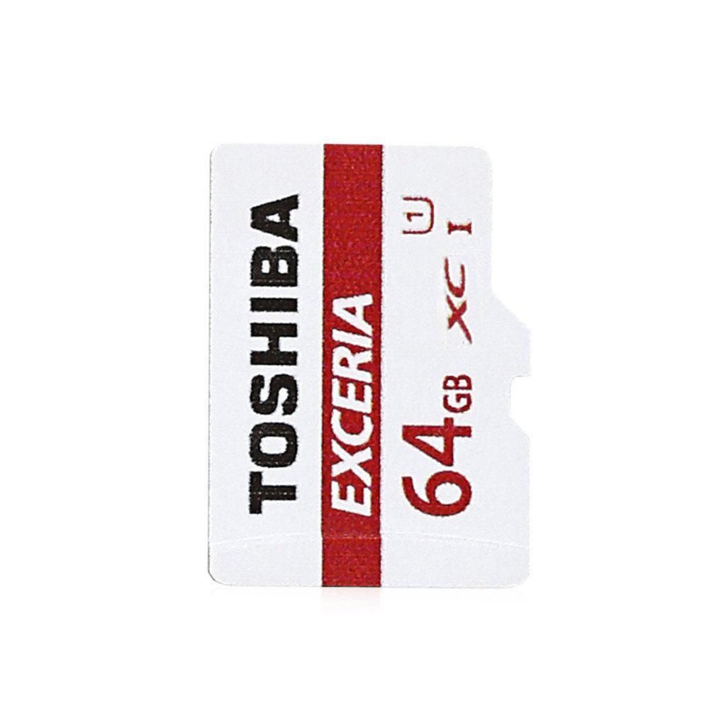 Toshiba Micro SD / TF Flash Memory Card