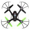 JJRC H33 2.4G 4CH 6-axis RC Quadcopter - GREEN