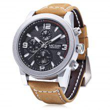 MEGIR M2026 Men Quartz Watch