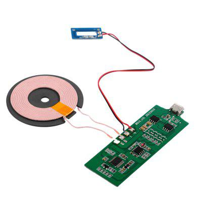YoLike DIY Qi Wireless Charger PCBA Circuit Board Single Coil