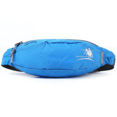 Buy SAPPHIRE BLUE Free Knight FK0807 Unisex Water Resistant Running Waist Bag for $4.16 in GearBest store