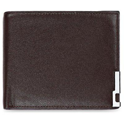 DIBAOLEIOU Business Transverse Design Male Wallet