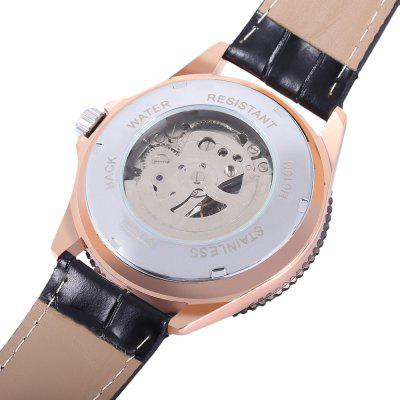 WINNER A055 Men Auto Mechanical WatchMens Watches<br>WINNER A055 Men Auto Mechanical Watch<br><br>Band Length: 8.27 inch<br>Band Material Type: Leather<br>Band Width: 18mm<br>Case material: Alloy<br>Case Shape: Round<br>Clasp type: Pin Buckle<br>Dial Diameter: 1.72 inch<br>Dial Display: Analog<br>Dial Window Material Type: Hardlex<br>Feature: Luminous<br>Gender: Men<br>Movement: Automatic Self-Wind<br>Package Contents: 1 x WINNER A055 Men Auto Mechanical Watch<br>Package Size(L x W x H): 26.50 x 5.50 x 2.20 cm / 10.43 x 2.17 x 0.87 inches<br>Package weight: 0.0820 kg<br>Product Size(L x W x H): 25.50 x 4.50 x 1.20 cm / 10.04 x 1.77 x 0.47 inches<br>Product weight: 0.0610 kg<br>Style: Business