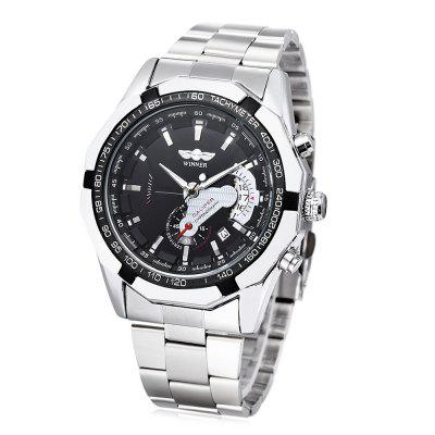 WINNER W050 Men Auto Mechanical Watch