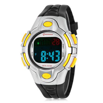 Buy MINGRUI 8502 Kids LED Digital Watch, BLACK, Watches & Jewelry, Kids' Watches for $3.32 in GearBest store