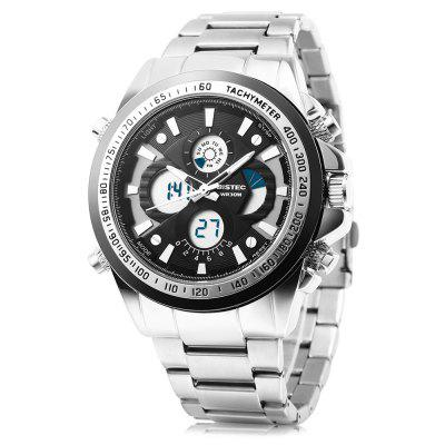 BISTEC 203 Male Dual Movt Sport Watch