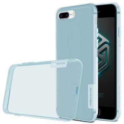 Buy NILLKIN Natural Series TPU Transparent Shell for iPhone 7 Plus, BLUE, Mobile Phones, Apple Accessories, iPhone Accessories, iPhone Cases/Covers for $5.41 in GearBest store