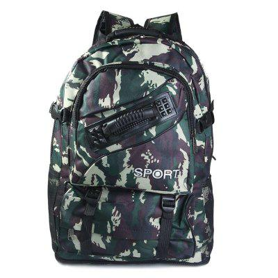 Outdoor Backpack Mountaineering Bag