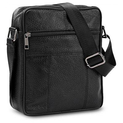 FONMOR Leather Men Messenger Business Crossbody BagCrossbody Bags<br>FONMOR Leather Men Messenger Business Crossbody Bag<br><br>Closure Type: Zipper<br>Gender: For Men<br>Handbag Size: Small(20-30cm)<br>Handbag Type: Crossbody bag<br>Interior: Interior Zipper Pocket, Interior Compartment, Cell Phone Pocket<br>Main Material: Genuine Leather<br>Occasion: Business<br>Package Contents: 1 x Crossbody Bag<br>Package size (L x W x H): 24.00 x 8.00 x 22.00 cm / 9.45 x 3.15 x 8.66 inches<br>Package weight: 0.5000 kg<br>Pattern Type: Solid<br>Product size (L x W x H): 23.00 x 7.00 x 21.00 cm / 9.06 x 2.76 x 8.27 inches<br>Product weight: 0.4500 kg<br>Style: Casual