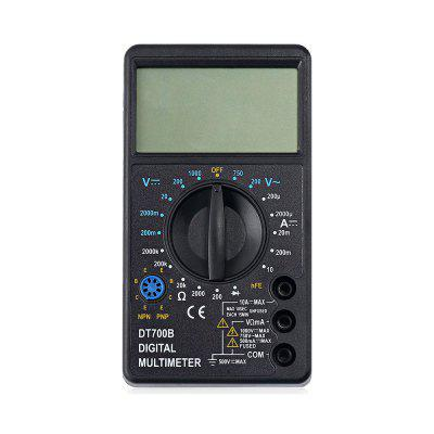 WHDZ DT700B Digital Multimeter Voltmeter