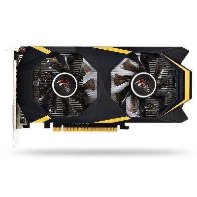 ASL GT1050Ti Graphics Card 4GB 128bit GDDR5 DP / HDMI / DVIGraphics &amp; Video Cards<br>ASL GT1050Ti Graphics Card 4GB 128bit GDDR5 DP / HDMI / DVI<br><br>Brand: ASL<br>Chipset Manufacturer: NVIDIA<br>Item Condition: New<br>Package Contents: 1 x ASL GT1050Ti Graphics Card, 1 x English User Manual<br>Package Size(L x W x H): 31.50 x 24.00 x 7.50 cm / 12.4 x 9.45 x 2.95 inches<br>Package weight: 0.7130 kg<br>Product Size(L x W x H): 23.20 x 12.50 x 3.50 cm / 9.13 x 4.92 x 1.38 inches<br>Product weight: 0.4580 kg