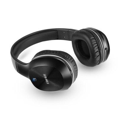 EDIFIER W806BT On-ear Stereo Music Headband HeadsetEarbud Headphones<br>EDIFIER W806BT On-ear Stereo Music Headband Headset<br><br>Communication: Wired,Wireless<br>Connectors: 3.5mm<br>Function: Bluetooth, Microphone, Noise Cancelling<br>Model Number: W806BT<br>Package Contents: 1 x Headphone, 1 x Audio Cable, 1 x USB Charging Cable, 1 x Multi-language Manual ( English, Chinese, French, Italian, Indonesian, Dutch, German, Spanish, Roman, Polish, Danish )<br>Package Size(L x W x H): 20.00 x 8.00 x 22.00 cm / 7.87 x 3.15 x 8.66 inches<br>Package weight: 0.4400 kg<br>Product weight: 0.2410 kg<br>Style: Headband