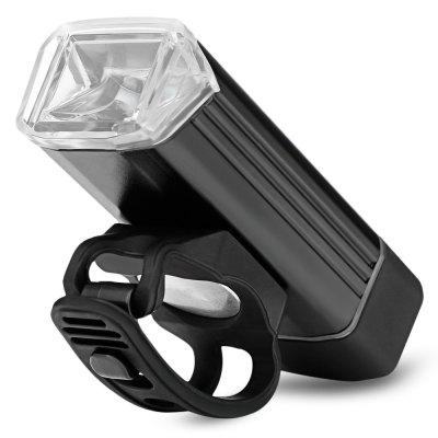Fujizhe USB Rechargeable Bicycle Light Set Headlight TaillightBike Parts<br>Fujizhe USB Rechargeable Bicycle Light Set Headlight Taillight<br><br>Package Contents: 1 x Bicycle Headlight (Battery Included), 1 x Tail Lamp (Battery Included), 1 x USB Cable, 1 x Taillight Fitting,  1 x User Manual in English and Chinese<br>Package Size(L x W x H): 11.00 x 3.50 x 12.00 cm / 4.33 x 1.38 x 4.72 inches<br>Package weight: 0.1530 kg<br>Product Size(L x W x H): 8.20 x 3.00 x 3.30 cm / 3.23 x 1.18 x 1.3 inches<br>Product weight: 0.1120 kg