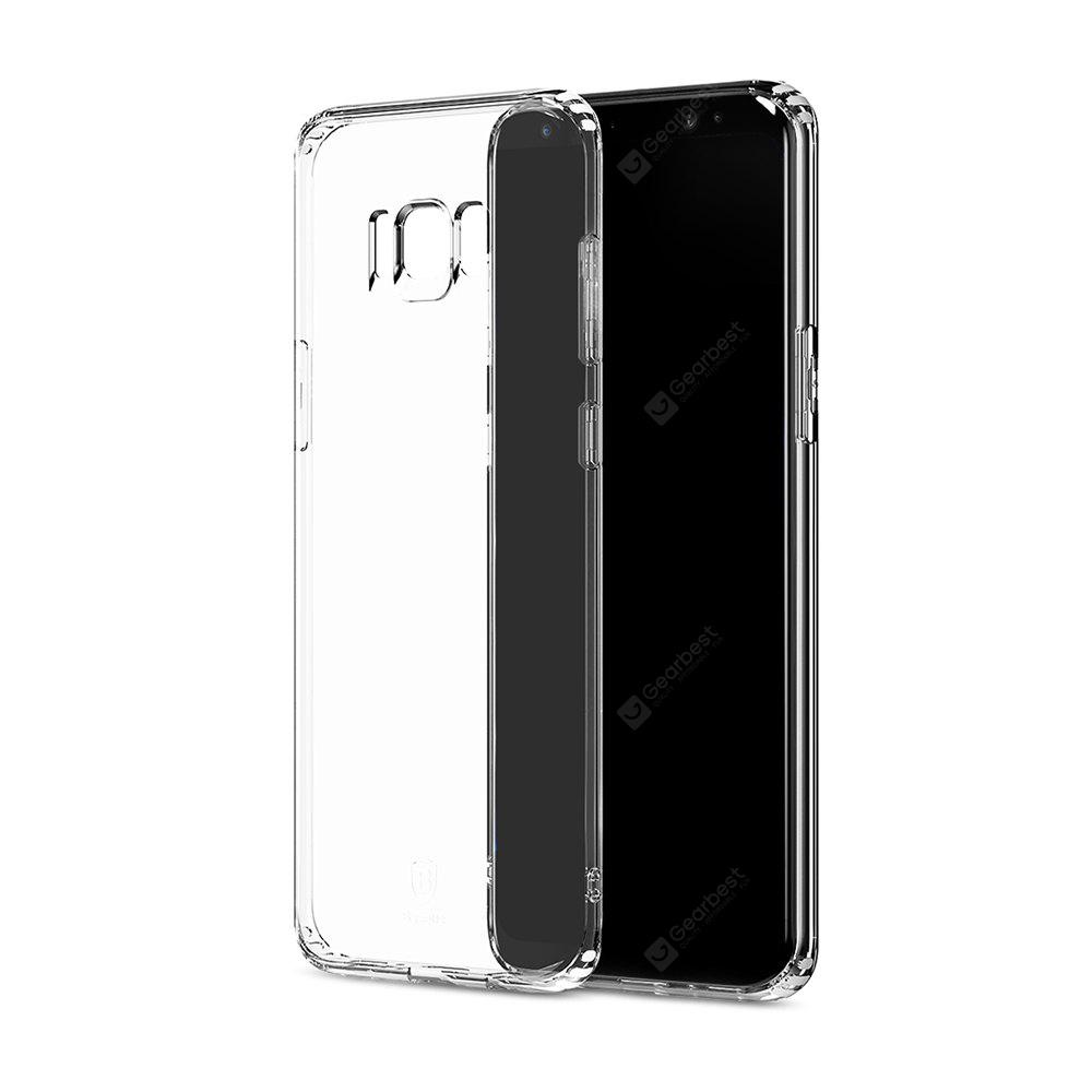 Baseus Simple Series Clear TPU Cover for Samsung Galaxy S8