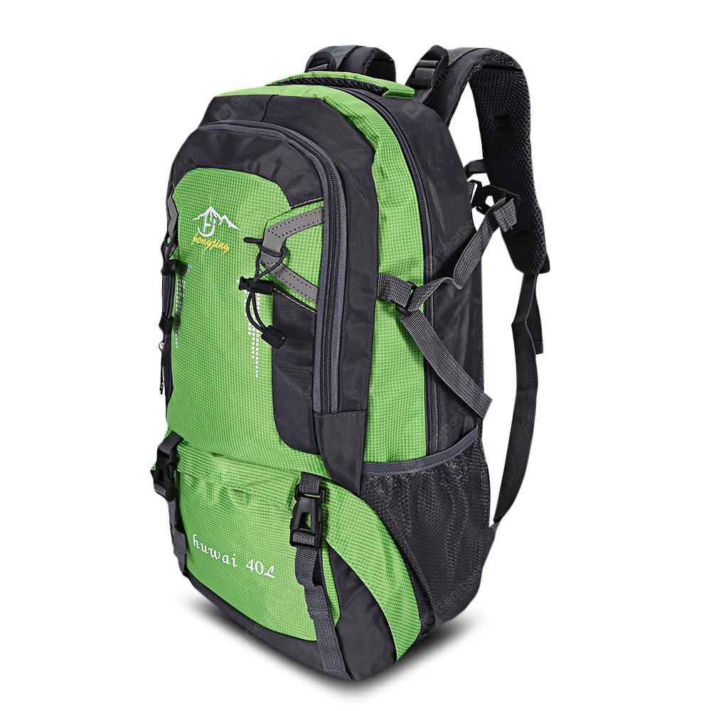 Guapabien Outdoor Hiking Mountaineering Camping Backpack