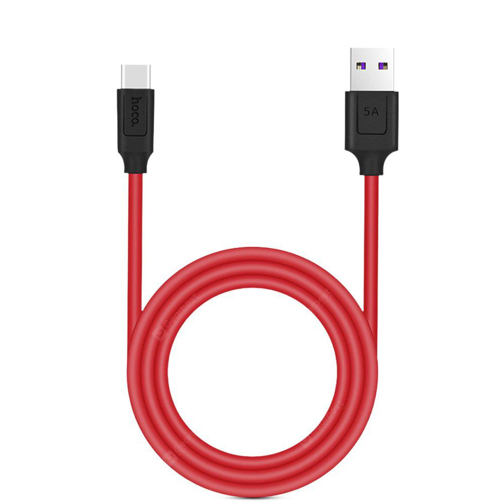 HOCO X11 Type-C Cable 5A Fast Charging Sync Data Cord 1.2M