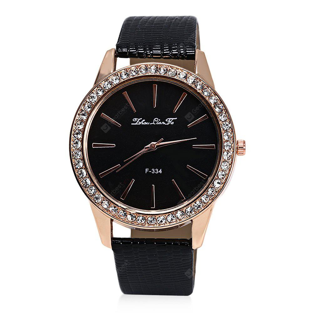 ZhouLianFa F - 334 Female Quartz Watch