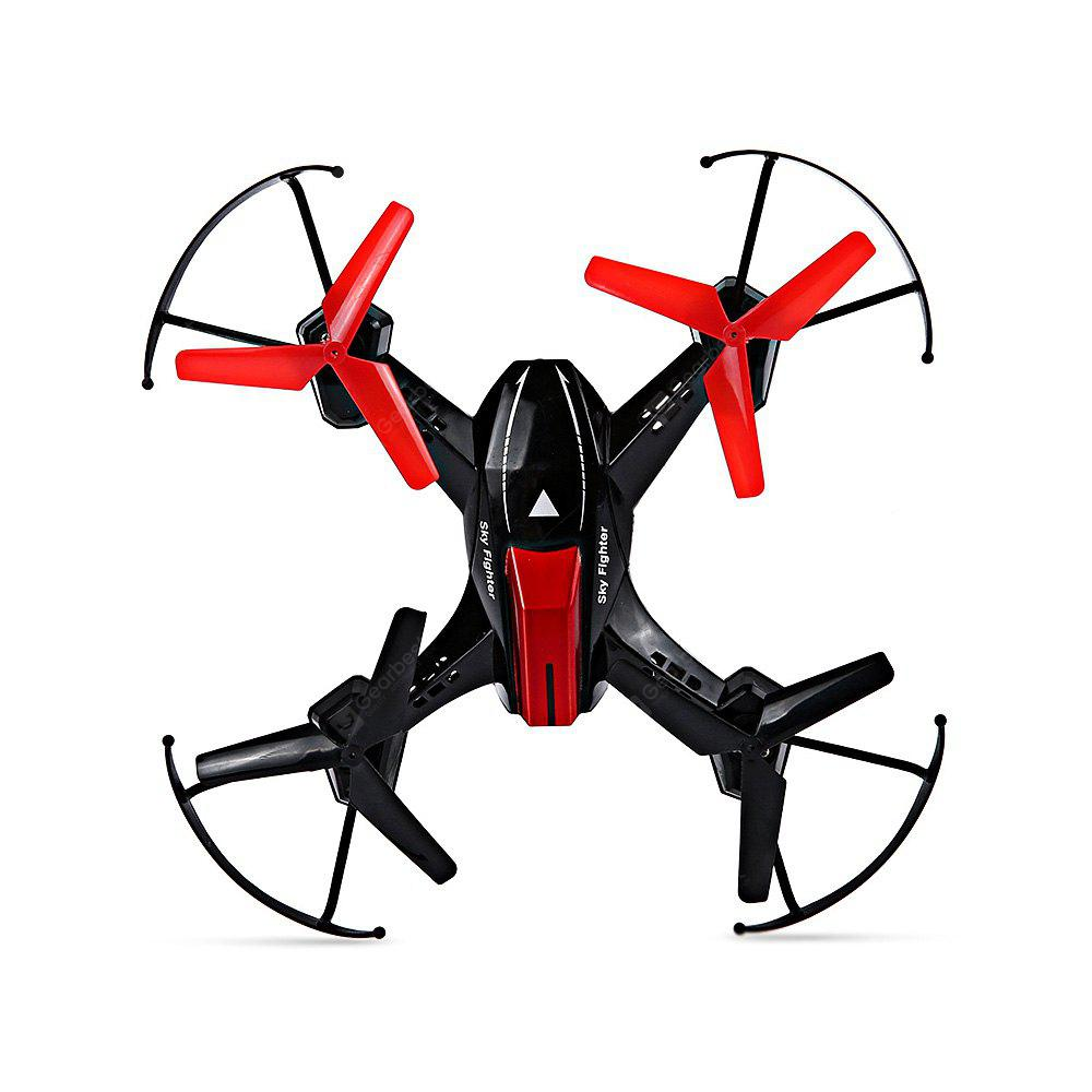 ATTOP YD - 822 2pcs 2.4G 4CH 6 axes Gyro double Quadcopter
