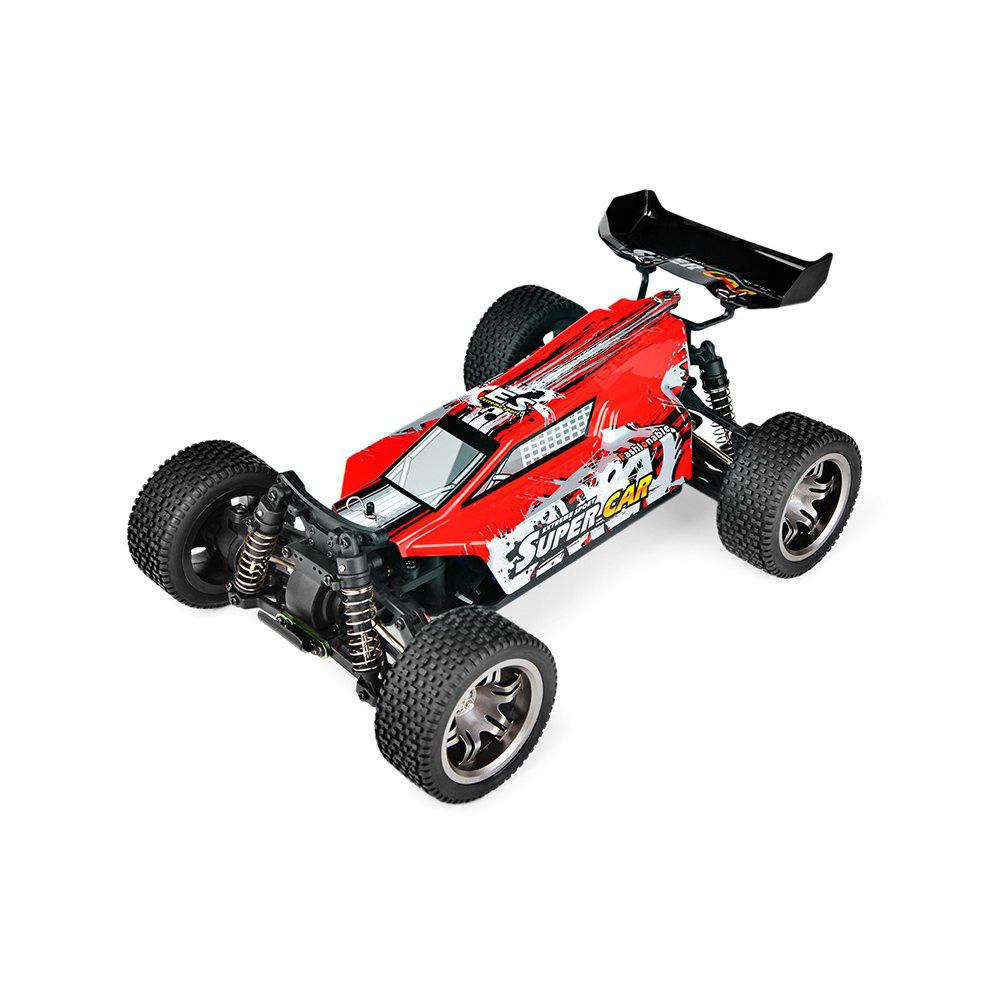 WLtoys 12401 2.4G 4WD RC Off-road Electric Car