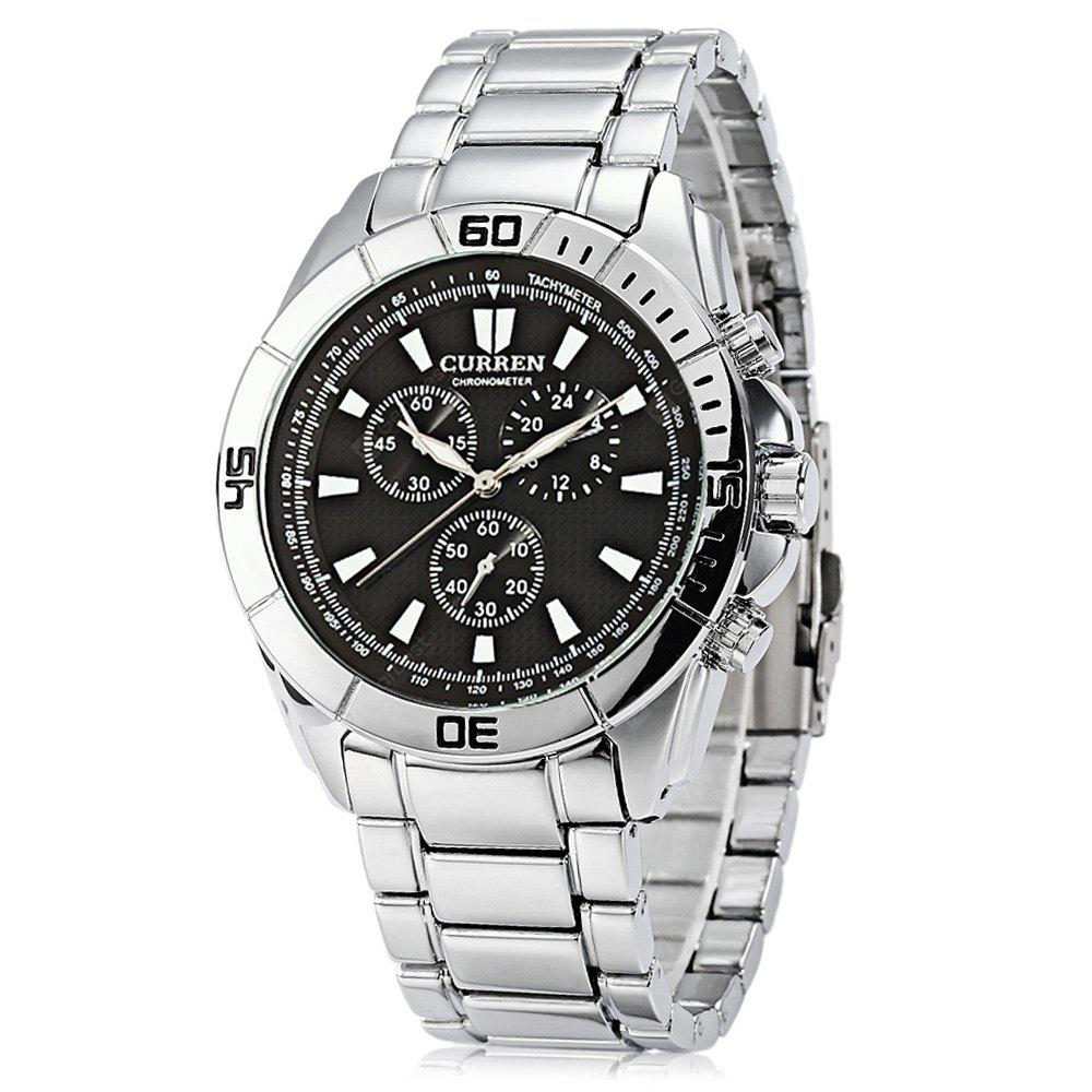 CURREN 8044 Men Quartz Watch