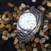 Winner W096 Automatic Mechanical Men Watch - WHITE