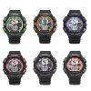 ALIKE AK16127 Montre Sport Dual Movt - OR