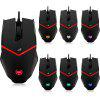 ZELOTES C13 Gaming Mouse - BLACK