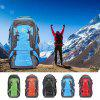 Guapabien Outdoor Hiking Mountaineering Camping Backpack - GREEN
