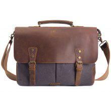 WalkingToSky Messenger Shoulder Bag for Men