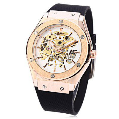 SEWOR SW088 Male Mechanical WatchMens Watches<br>SEWOR SW088 Male Mechanical Watch<br><br>Band Length: 8.27 inch<br>Band Material Type: Silicone<br>Band Width: 22mm<br>Case material: Alloy<br>Case Shape: Round<br>Clasp type: Pin Buckle<br>Dial Diameter: 1.57 inch<br>Dial Display: Analog<br>Dial Window Material Type: Hardlex<br>Feature: Luminous<br>Gender: Men<br>Movement: Mechanical Hand Wind<br>Package Contents: 1 x Watch<br>Package Size(L x W x H): 26.00 x 5.80 x 2.00 cm / 10.24 x 2.28 x 0.79 inches<br>Package weight: 0.1030 kg<br>Product Size(L x W x H): 25.00 x 4.80 x 1.00 cm / 9.84 x 1.89 x 0.39 inches<br>Product weight: 0.0820 kg<br>Style: Business