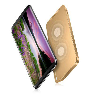 Baseus WiC1 Qi Wireless Charging Pad Dual Coil with Holder