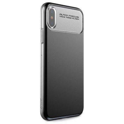 Baseus Slim Lotus Case Protective Back Cover for iPhone X