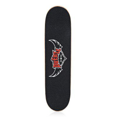 PUENTE 608 Adult Double Snubby Maple Skateboard