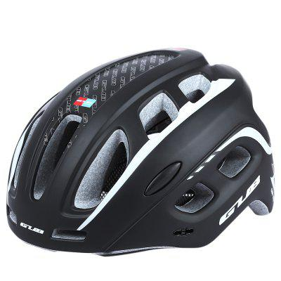 GUB XX6 Adulto 55 - 61CM 19 Hole Air Vent Helmet with Visor