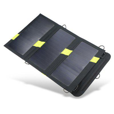 X-DRAGON 5V 2.1A 20W Solar Panel Charger Folding Bag