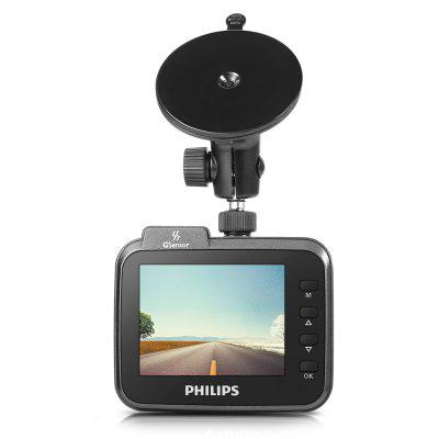 PHILIPS CVR208 2.4 polegadas 1920 x 1080P HD Mini Dash Cam