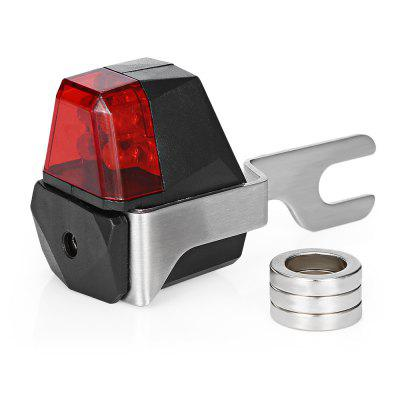 GUB M58 Waterproof Electromagnetic Disc Brake Bike Light