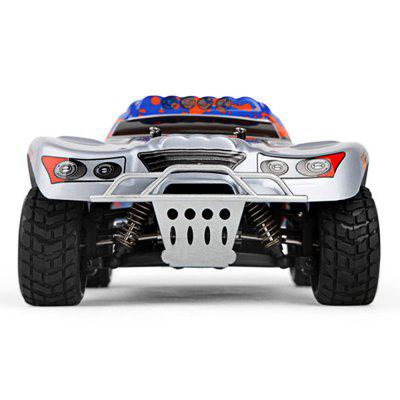 WLtoys A969 - B 1:18 Scale 2.4G 4WD RC Short TruckRC Cars<br>WLtoys A969 - B 1:18 Scale 2.4G 4WD RC Short Truck<br><br>Age Range: &gt; 14 Years old<br>Brand: WLtoys<br>Control Channels: 2 Channels<br>Controller Mode: MODE2<br>Material: Metal, Plastic<br>Package Contents: 1 x Car, 1 x Transmitter, 1 x Charger, 1 x Balance Charger, 1 x Cross Sleeve Tool, 1 x English User Manual<br>Package Size(L x W x H): 46.50 x 25.70 x 24.70 cm / 18.31 x 10.12 x 9.72 inches<br>Package weight: 2.0530 kg<br>Product Size(L x W x H): 29.00 x 17.50 x 10.50 cm / 11.42 x 6.89 x 4.13 inches<br>Product weight: 0.6600 kg<br>Remote Control: Yes