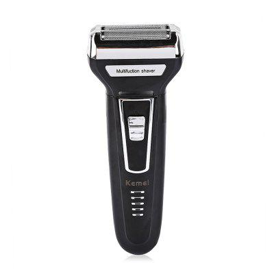 Kemei KM - 6558 Reciprocating Three Blades Electric Shaver