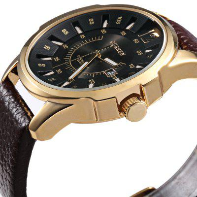 CURREN 8123 Men Quartz WatchMens Watches<br>CURREN 8123 Men Quartz Watch<br><br>Band material: Genuine Leather<br>Case material: Stainless Steel<br>Clasp type: Pin buckle<br>Display type: Analog<br>Hour formats: 12 Hour<br>Movement type: Quartz watch<br>Package Contents: 1 x CURREN Men Quartz Watch<br>Package size (L x W x H): 27.00 x 6.00 x 2.00 cm / 10.63 x 2.36 x 0.79 inches<br>Package weight: 0.1000 kg<br>Product size (L x W x H): 26.00 x 5.00 x 1.00 cm / 10.24 x 1.97 x 0.39 inches<br>Product weight: 0.0600 kg<br>Shape of the dial: Round<br>The band width: 2 cm / 0.79 inches<br>The dial diameter: 4.5 cm / 1.77 inches<br>The dial thickness: 1 cm / 0.39 inches<br>Watch style: Casual, Fashion<br>Watches categories: Male table<br>Water resistance: 30 meters<br>Wearable length: 19 - 23 cm / 7.48 - 9.06 inches