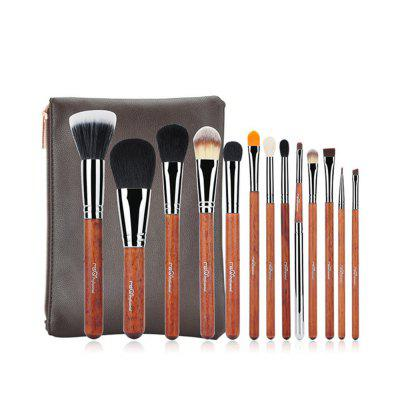 MSQ 13pcs Makeup Brushes