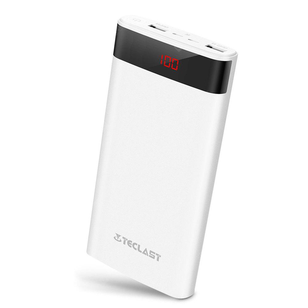 Teclast T200CF 20000mAh Power Bank Dual Output / Input