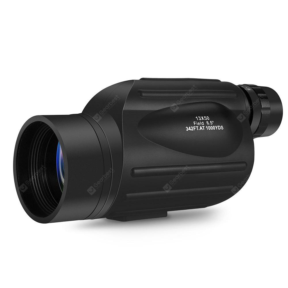 Outlife 13X50 Monocular Telescope Wide-angle Prism Scope