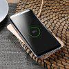 Baseus WiC1 Qi Wireless Charging Pad Dual Coil with Holder - BLACK