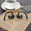 Awei T2 Sweat-proof TWS True Wireless Bluetooth 4.2 Earbuds - BLACK