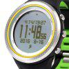 SUNROAD FR800NA Multifunctional Digital Sports Watch - GREEN