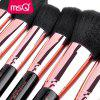 MSQ 14pcs Makeup Brushes - ROSA DOURADO