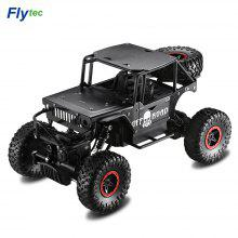 Flytec 1:18 2.4G Alloy Off-road Drifting Climbing RC Car